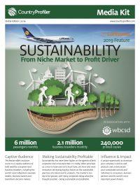 Sustainability, Lufthansa Magazin