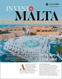 Invest in Malta, lufthansa magazin