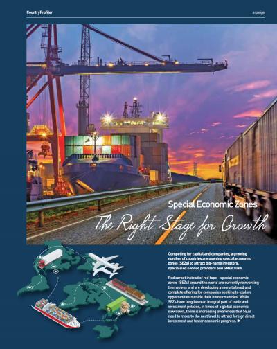 Special Economic Zones, Lufthansa Magazin