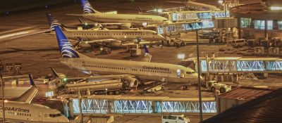 Tocumen Aeropuerto Internacional Panama, Lufthansa Magazin