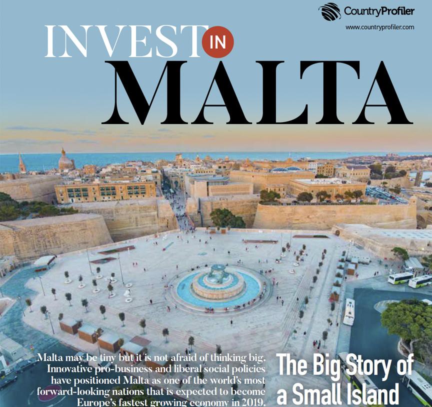 Invest in Malta in Malta Report Lufthansa