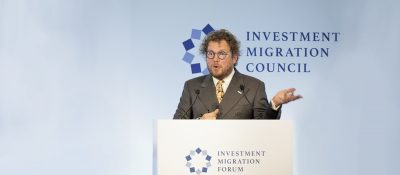 Dimitry Kochenov, Chairman The Investment Migration Council
