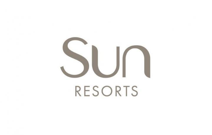 Sun Resorts logo, Lufthansa Magazin