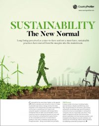 Sustainability: The New Normal, lufthansa magazin BASF