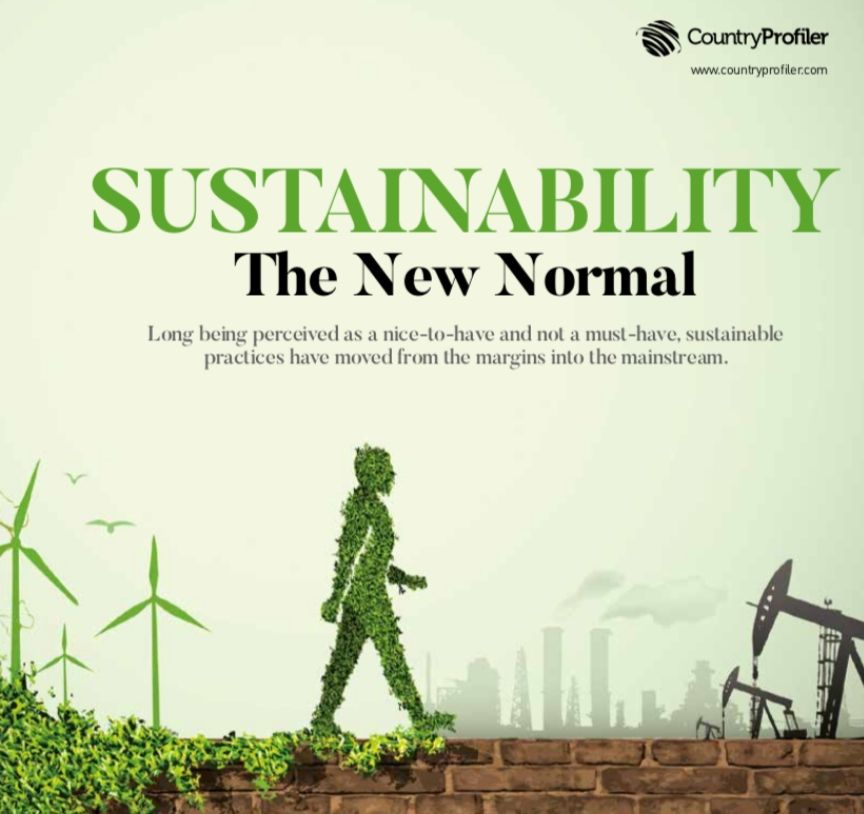 Sustainability: The New Normal, lufthansa magazin