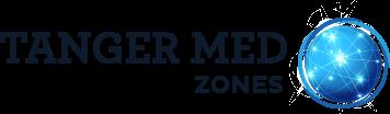 Tanger med zones logo