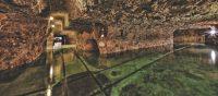 underground water gallery, Lufthansa Magazin